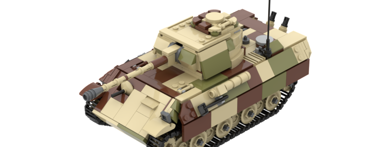 Panther Ausf G Instructions