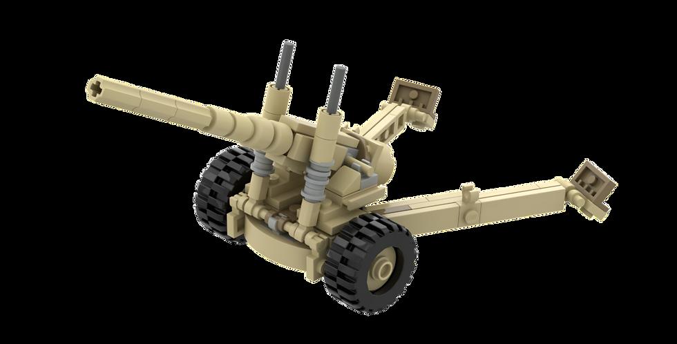BL 5.5 inches Medium Field Gun