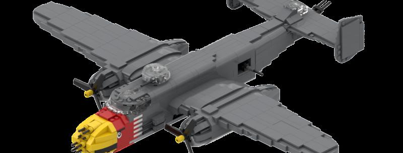 B-25J Mitchell Instructions