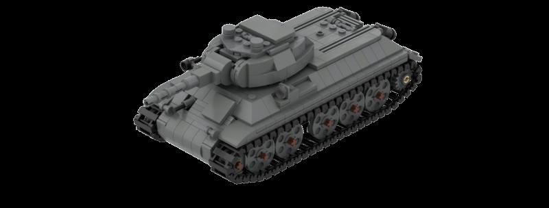 T-34-76 Instructions