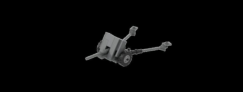 45 mm anti-tank gun m1932 (19-k) Instructions