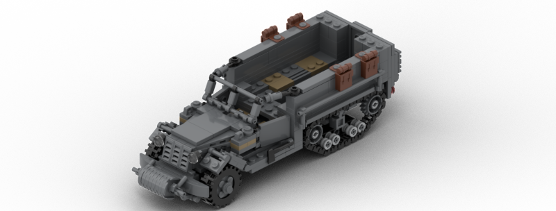 M3 Halftrack
