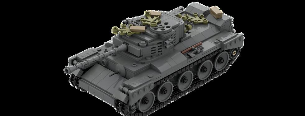 Comet Tank instructions