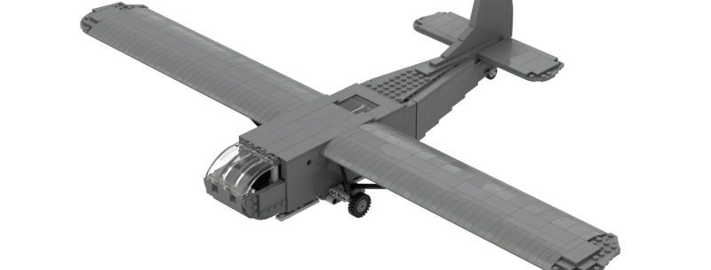 Waco CG-4 Glider Instructions