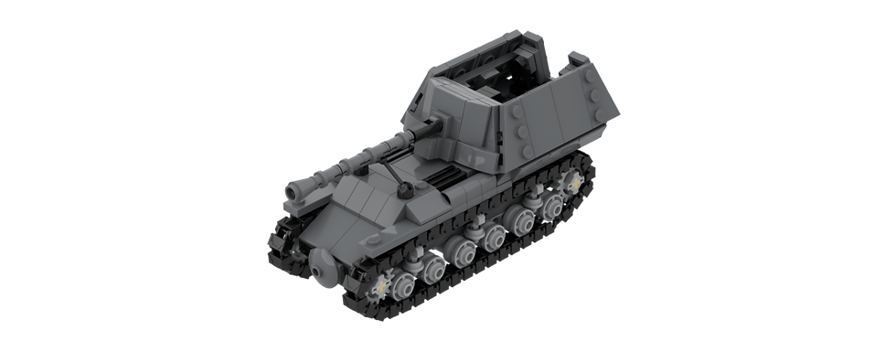 Marder I (Grey) Instructions