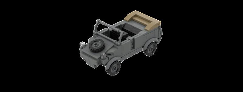 Kubelwagen Instructions