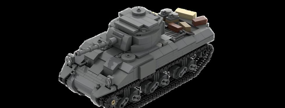 M4 Sherman instructions