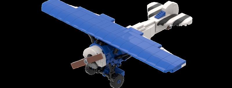 Fokker D.VIII Instructions