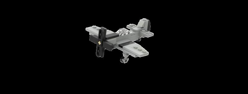 Battlin' Bricks P-47D Thunderbolt Instructions (Duo Pack)