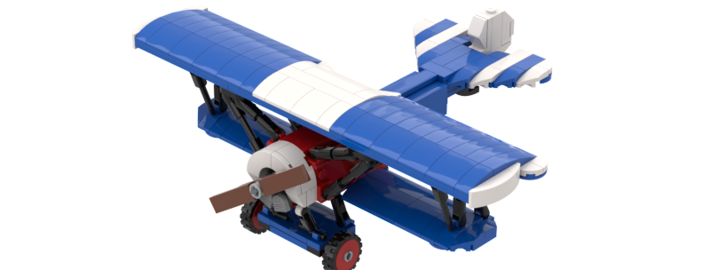 Fokker D.VI Instructions