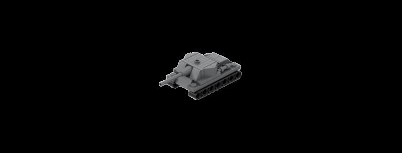Battlin' Bricks Su-152 instructions