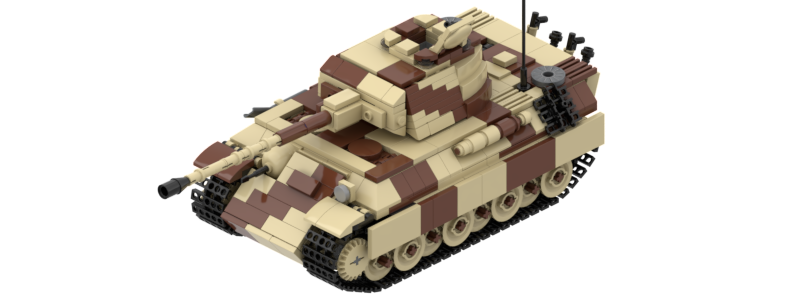 Panther Ausf.A Instructions