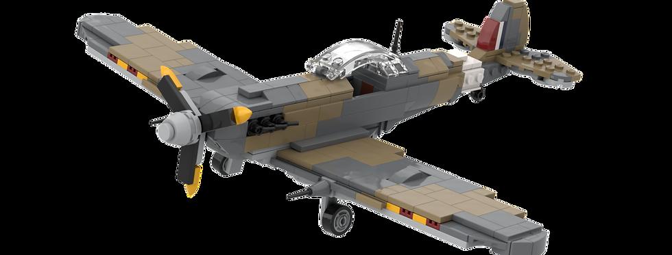 Spitfire MK.IIb Instructions