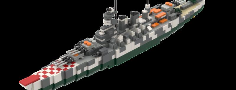 Warships Roma Instructions