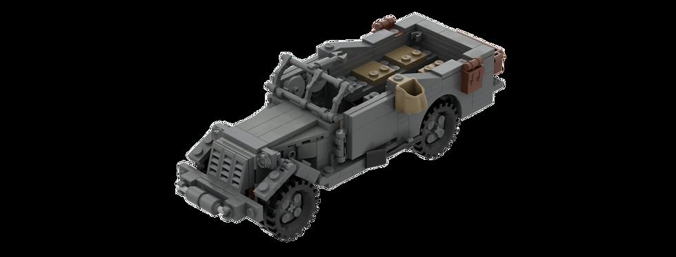 M3 Scoutcar instructions