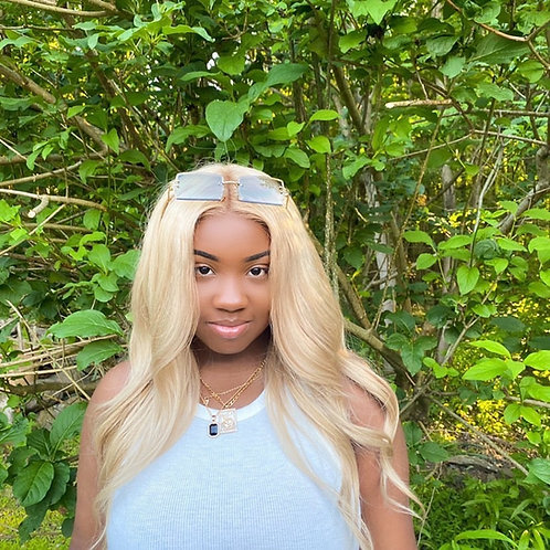 613# frontal wig