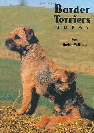 Border Terriers Today by Ann Roslin Will