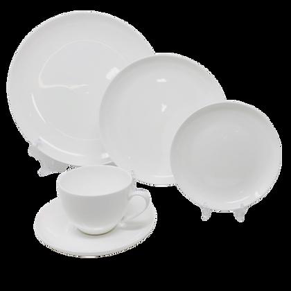 Purio Coupe Dinnerware