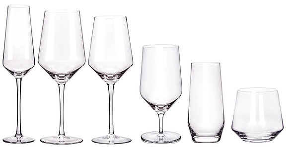Pure Crystal Glassware