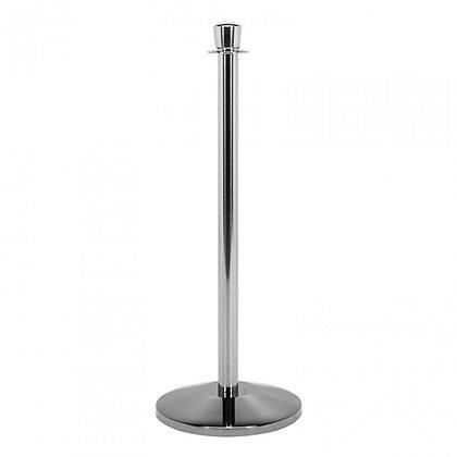 Chrome Stanchion Pole