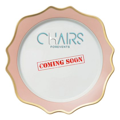 Charlotte Blush Charger