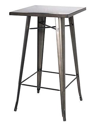 Gunmetal Cocktail Table