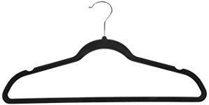 Black Velvet Hanger