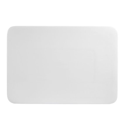 Flat Rectangular Platter (No Rim)
