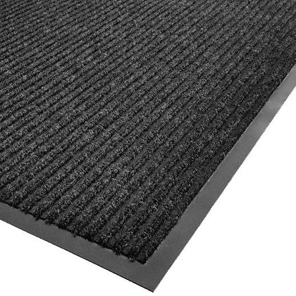 Grey Carpet Mat