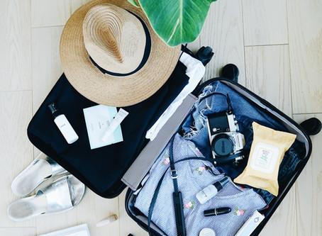deze 9 dingen zijn onmisbaar in je handbagage!