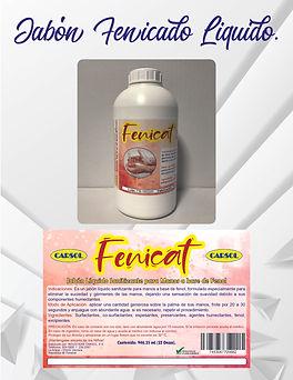 Jabón Antibacterial - CARSOL