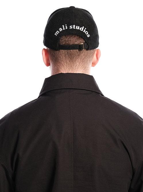 COTTON CORDUROY CAP