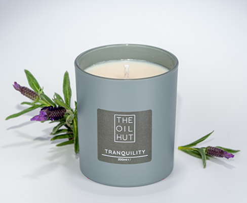 Tranquility Soy Wax Candle