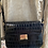 Thumbnail: Leather cross body bag
