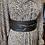 Thumbnail: Dark brown leather belt
