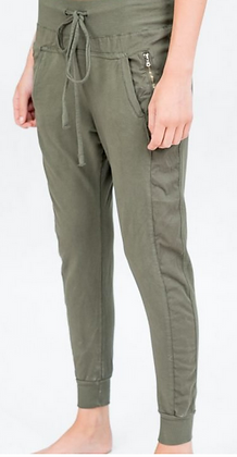 The Ultimate Jogger - olive