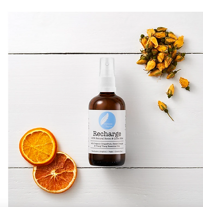 Recharge Aromatherapy Room/Pillow Mist