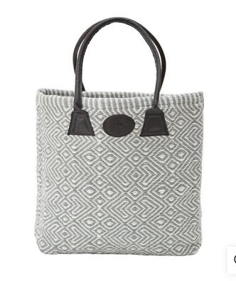 Weaver Green Dove Grey Bag