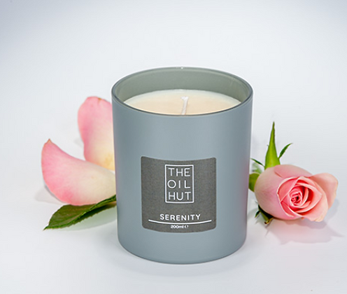 Serenity Soy Wax Candle