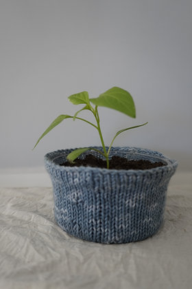 indigo dip planter