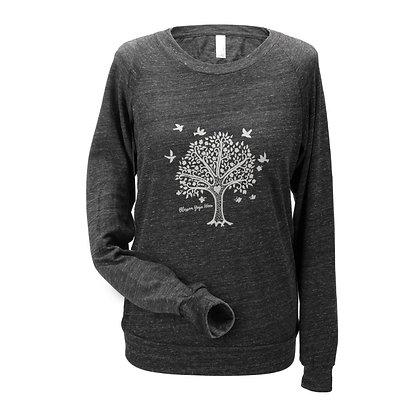 Organtic Cotton tree of lifeworkout top