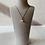 Thumbnail: Herkimer Diamond Raw Cut Necklace