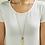 Thumbnail: Square Drop Necklace