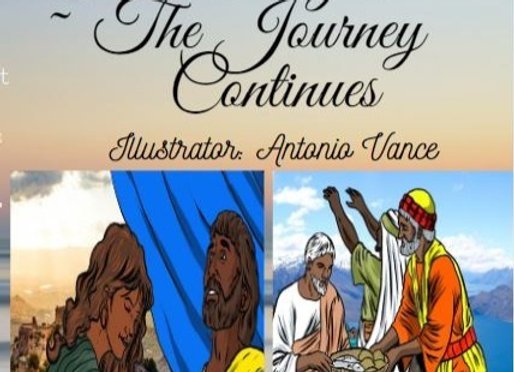 It's StoryTime ~ The Journey Continues