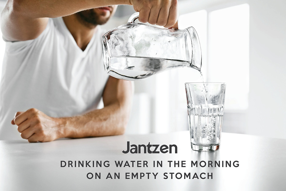 Jantzen Article - Drinking Water in the Morning on an Empty Stomach