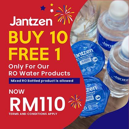 Merdeka Promo - Buy 10 Free 1