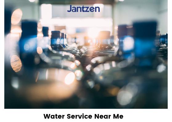 Water Service Near Me