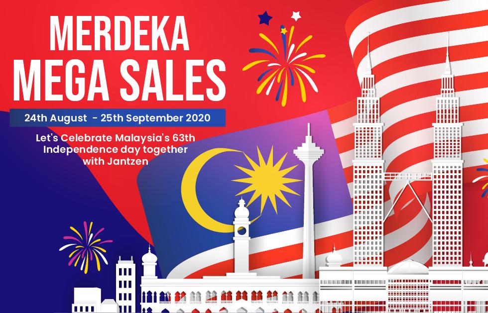 Merdeka sales 2020