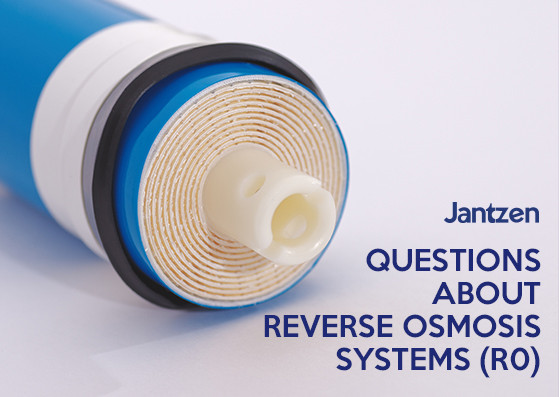 Questions about Reverse Osmosis Systems jantzen