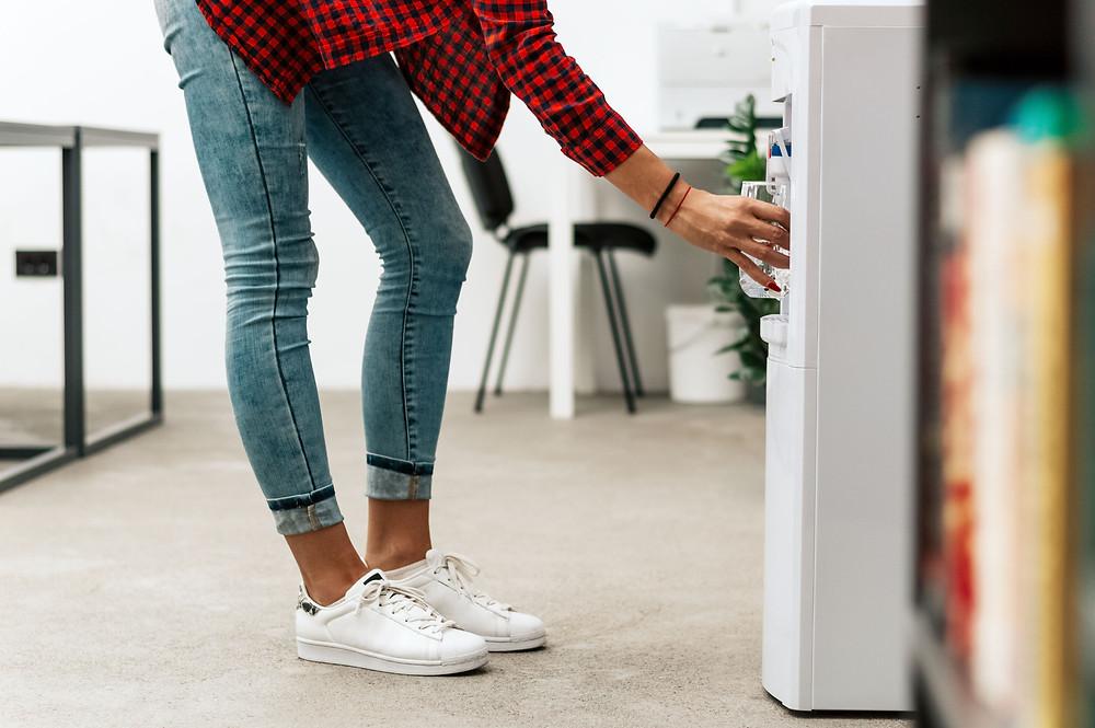 Why use jantzen water dispenser